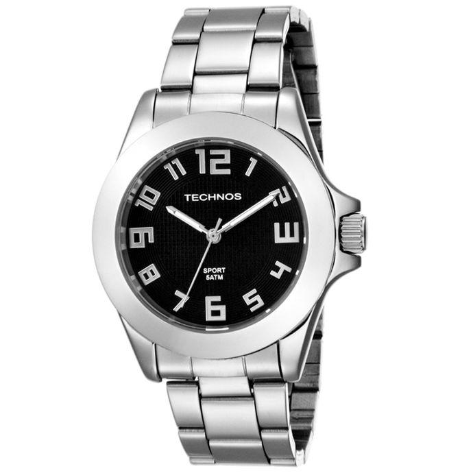 Relógio Technos Steel Masculino Analógico - 2035VY/1P