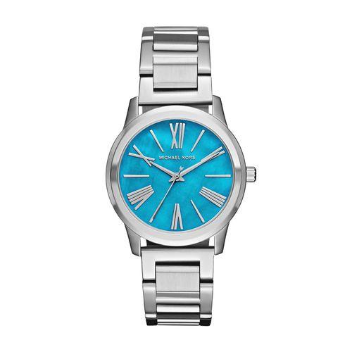 1da718def Relógio Michael Kors Feminino Hartman Prata - MK3519/1AN MK3519/1AN