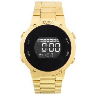 4d89555afb5 Relógio Euro Feminino Fashion Fit EUBJ3279AA 4D - Dourado