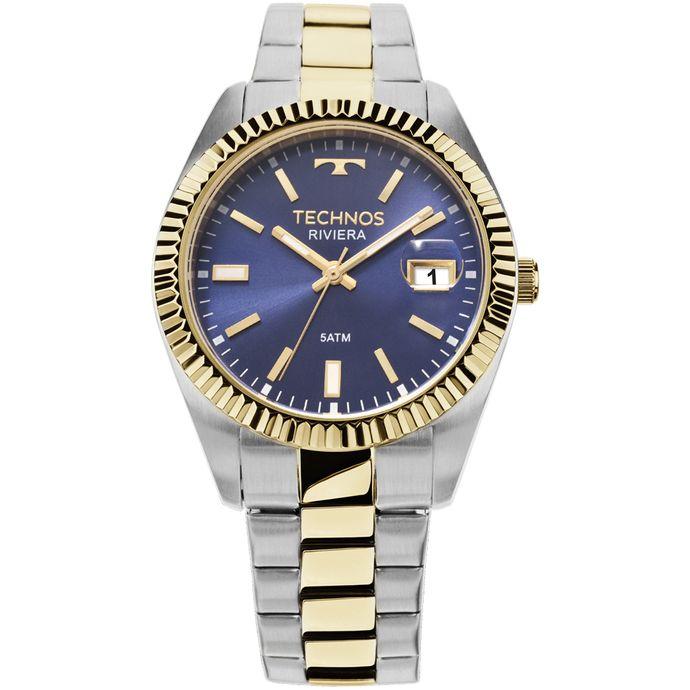 Relógio Technos Riviera Bicolor 2115KTT/5A