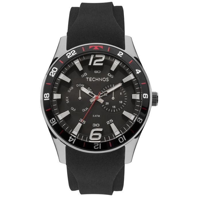 Relógio Technos Racer Masculino 6P25BN/8P