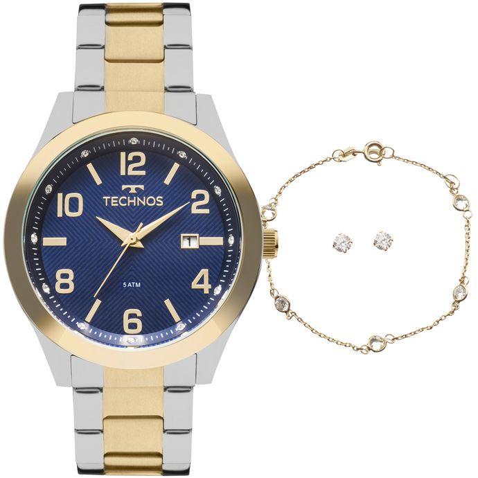 Relógio Technos Trend Feminino 2115KZU/K5A