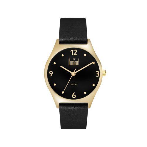 fb153743df6 Relógio Dumont London Preto DU2035LVY 2P DU2035LVY 2P - Km de Vantagens