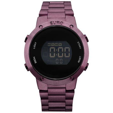 Relógio  Feminino Fashion fit EUBJ3279AD/4T - Roxo