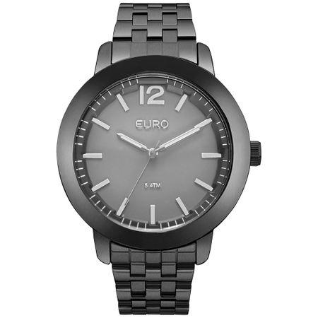 Relógio Euro Feminino Matte EUY121E6DM/4C - Preto