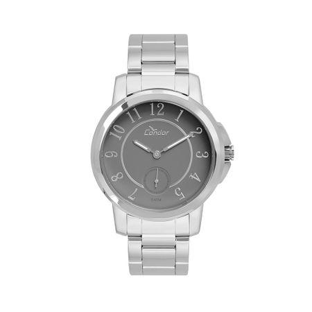 Relógio Condor Feminino CO6P28AB/1C - Prata