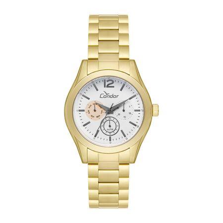 Relógio Condor Feminino Braceletes CO6P29IF/4K - Dourado