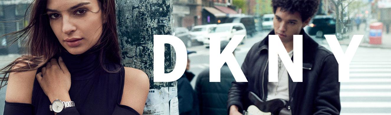 Banner DKNY