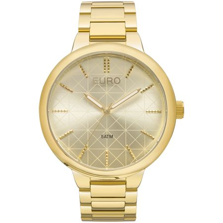 Relógio Euro Feminino Metal Trendy EU2036LYT/4X - Dourado