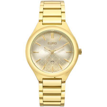 Relógio Euro Feminino Metal Trendy EU2035XYT/4X - Dourado