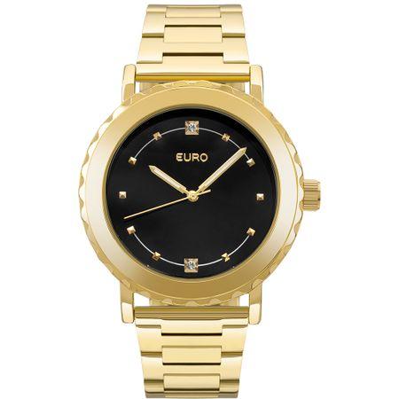 Relógio Euro Feminino Metal Trendy EU2036LZQ/4P - Dourado