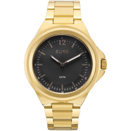 Relógio Euro Feminino Metal Trendy EU2039JC/4P - Dourado