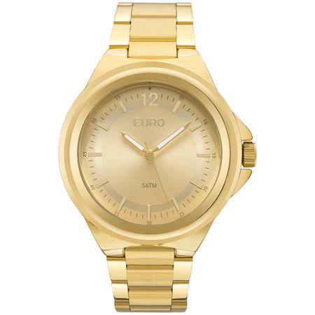 Relógio Euro Feminino Metal Trendy EU2039JC/4Y - Dourado