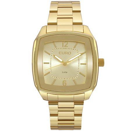 Relógio Euro Feminino Metal Trendy EU2039JG/4D - Dourado
