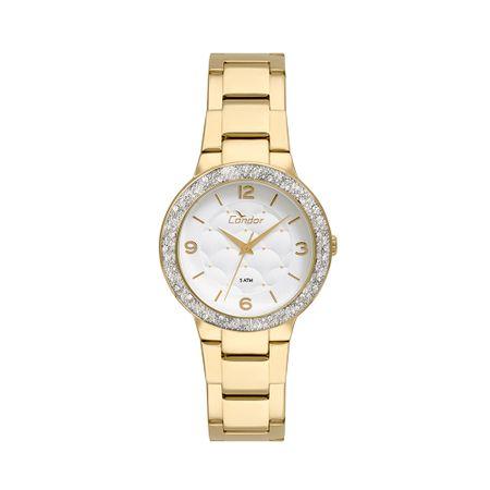 Relógio Condor Feminino Bracelete CODU2039LTU/C - Dourado
