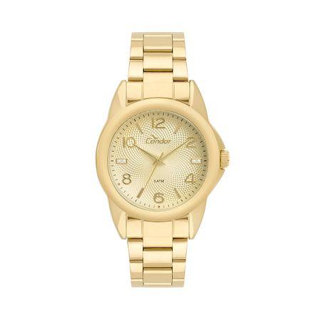 Relógio Condor Feminino Bracelete CO2035KUE/K4D - Dourado