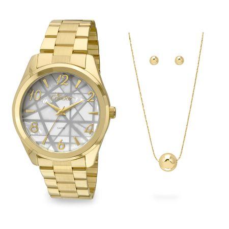Relógio Condor Feminino Bracelete - CO2035KLW/K4C