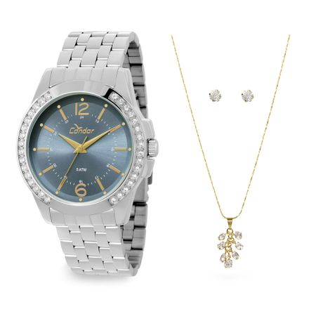 Relógio Condor Feminino Bracelete - CO2035KOW/K3A
