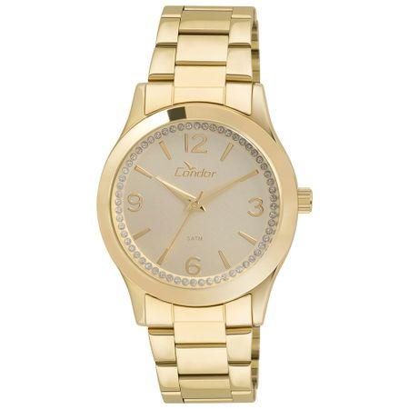 Relógio Condor Feminino Bracelete - CO2039AC/K4D