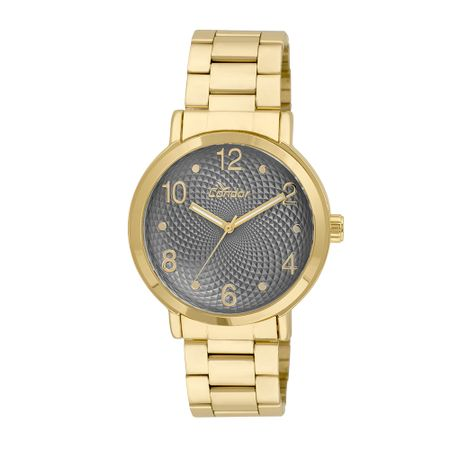 Relógio Condor Feminino Braceletes CO2035KMV/K4F - Dourado