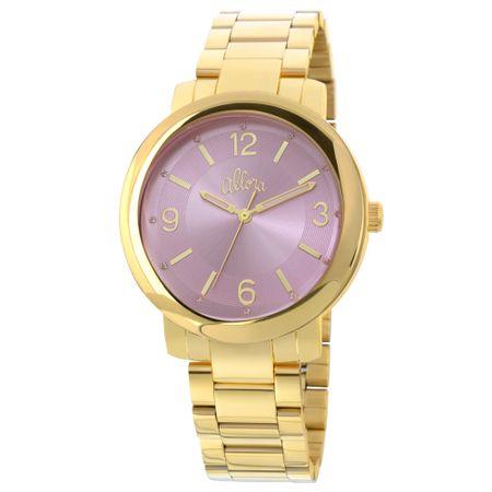 Relógio Allora Feminino  AL2035EYL/K4G - Dourado
