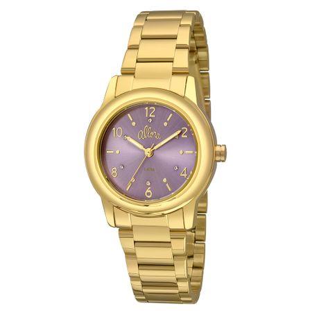 Relógio Allora Feminino  AL2036FIJ/K4G - Dourado