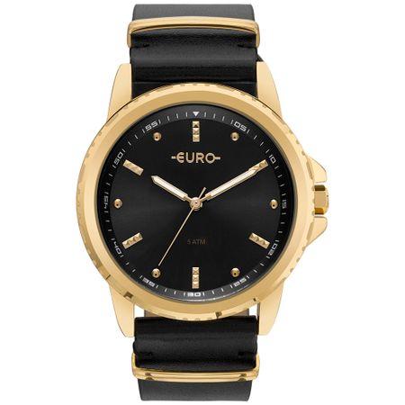Relógio Euro Feminino Spike Basics Dourado - EU2035YNN/4P