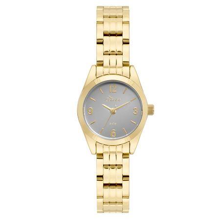Relógio Condor Feminino Eterna Mini Dourado - CO2036KUA/4K