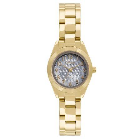 Relógio Condor Feminino Eterna Mini Dourado - CO2035KWG/4A
