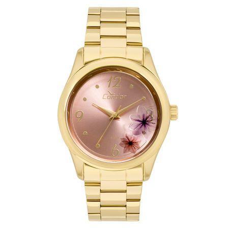 Relógio Condor Feminino Fashion Shake Dourado - CO2035KVX/4T