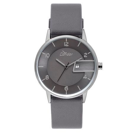 Relógio Condor Feminino Eterna Bracelete Prata - COGL10BR/K2C