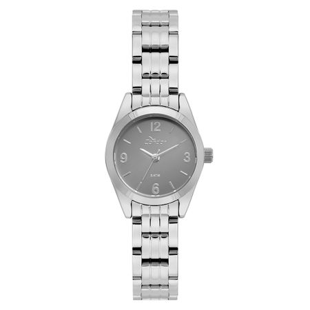 Relógio Condor Feminino Eterna Mini Prata - CO2036KUB/3C