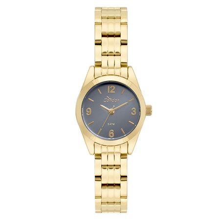 Relógio Condor Feminino Eterna Mini Dourado - CO2036KUA/4A