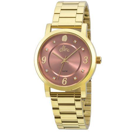 Relógio Allora Feminino AL2035FHU/K4R