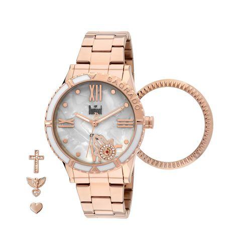10387ee6740 Relógio Dumont Vip Feminino SG89064 4B SG89064 4B - Km de Vantagens