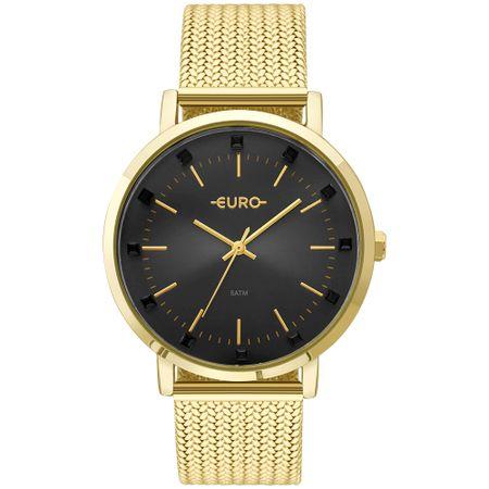 Relógio Euro Feminino Spike Illusion Dourado - EU2035YMX/4P