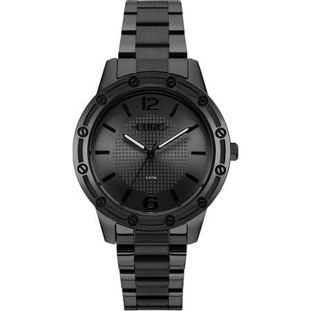 Relógio Euro Feminino Texturas Preto - EU2035YNE/4P