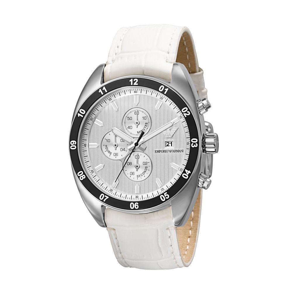 Relógio Emporio Armani Masculino Branco - HAR5915 N - timecenter bf2b02634f