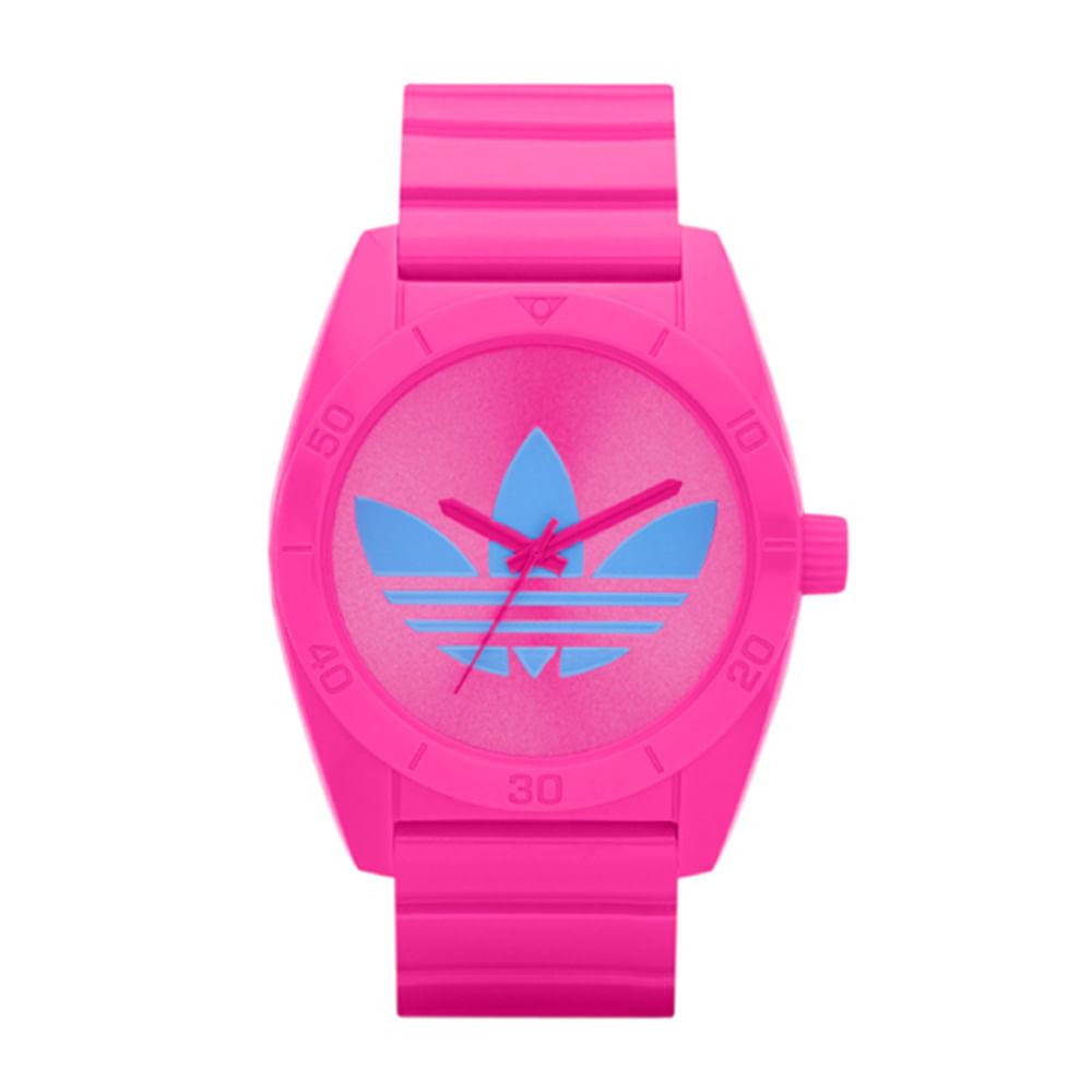 e8af8d2bb12 Relógio Adidas Feminino Rosa - ADH2701 Z - timecenter