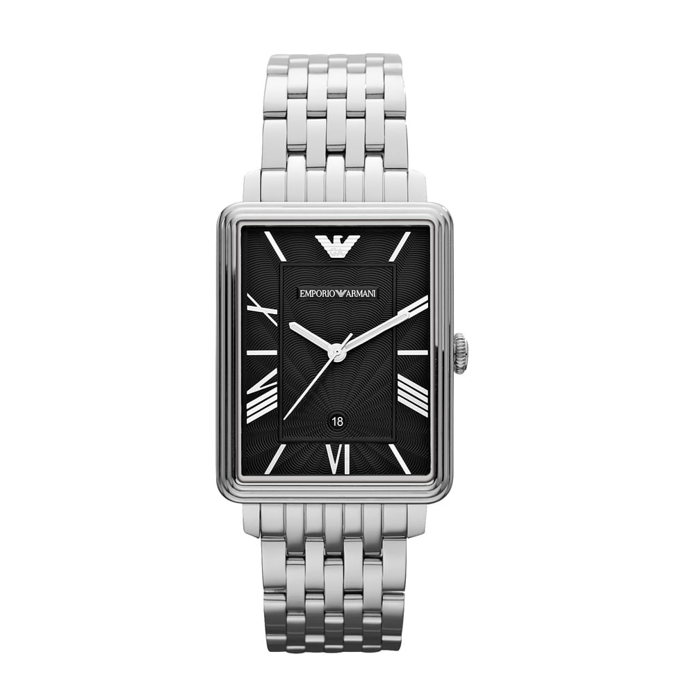 Relógio Emporio Armani Masculino Prata - HAR1662 Z - timecenter a7b294d8db