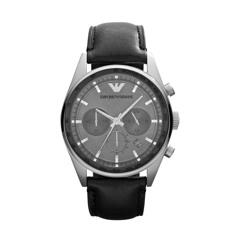 fb12f5c0710 Relógio Emporio Armani Masculino Preto - HAR5994 Z - timecenter