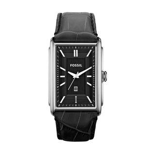 7e4e1fdb77cad Masculino Fossil Store - Relógios Quadrado Aço – timecenter