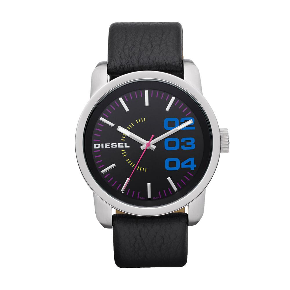 a0da53cf549 Relógio Diesel Masculino Preto - IDZ1514 N - timecenter