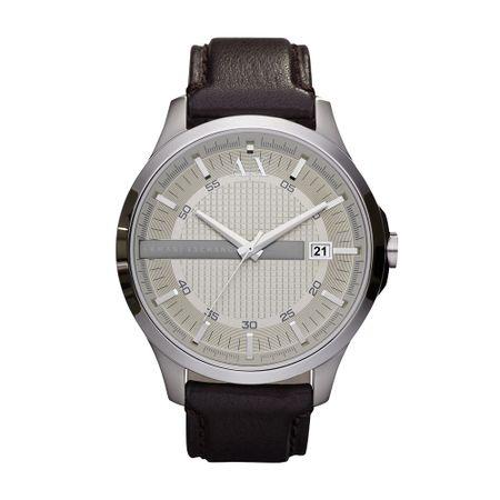 Relógio Armani Exchange Masculino Marrom - UAX2100/Z