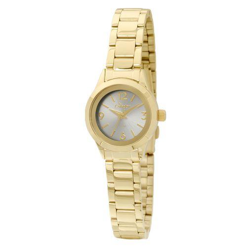 b3dc9f9b212 Relógio Condor Feminino Coleção Mini Dourado - CO2035KKT 4C - condor
