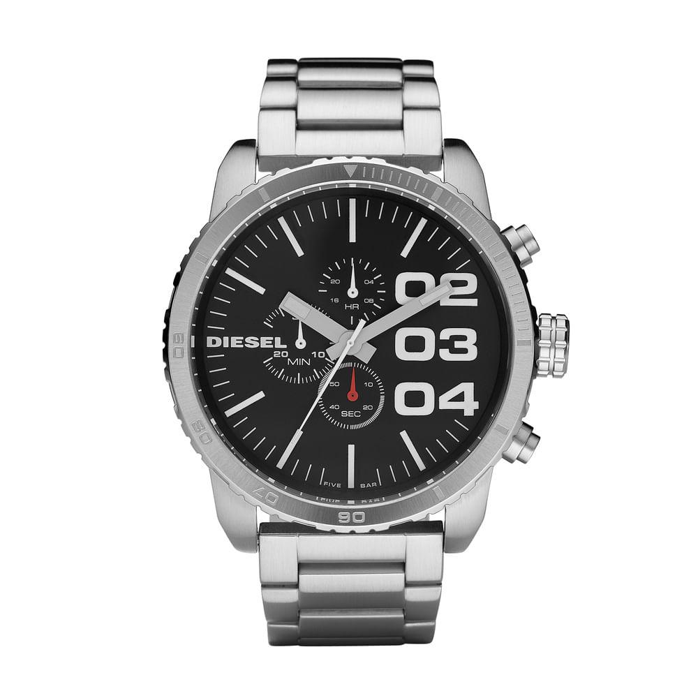 c5c76fd5f69 Relógio Diesel Masculino - IDZ4209 Z - timecenter