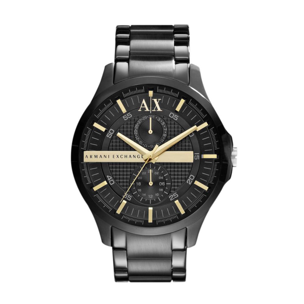 9483ba36a5b Relógio Armani Exchange Masculino Analógico UAX2121 Z - timecenter