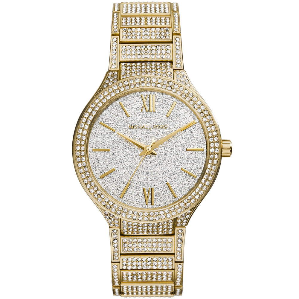 b4a65f1cf0c Relógio Michael Kors Feminino - MK3360 4DN - timecenter