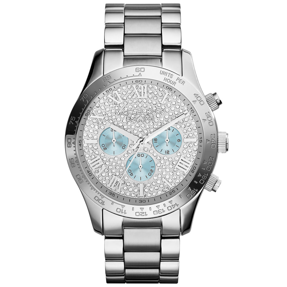 c598def92bc53 Relógio Michael Kors Feminino - MK6076 1KN - timecenter