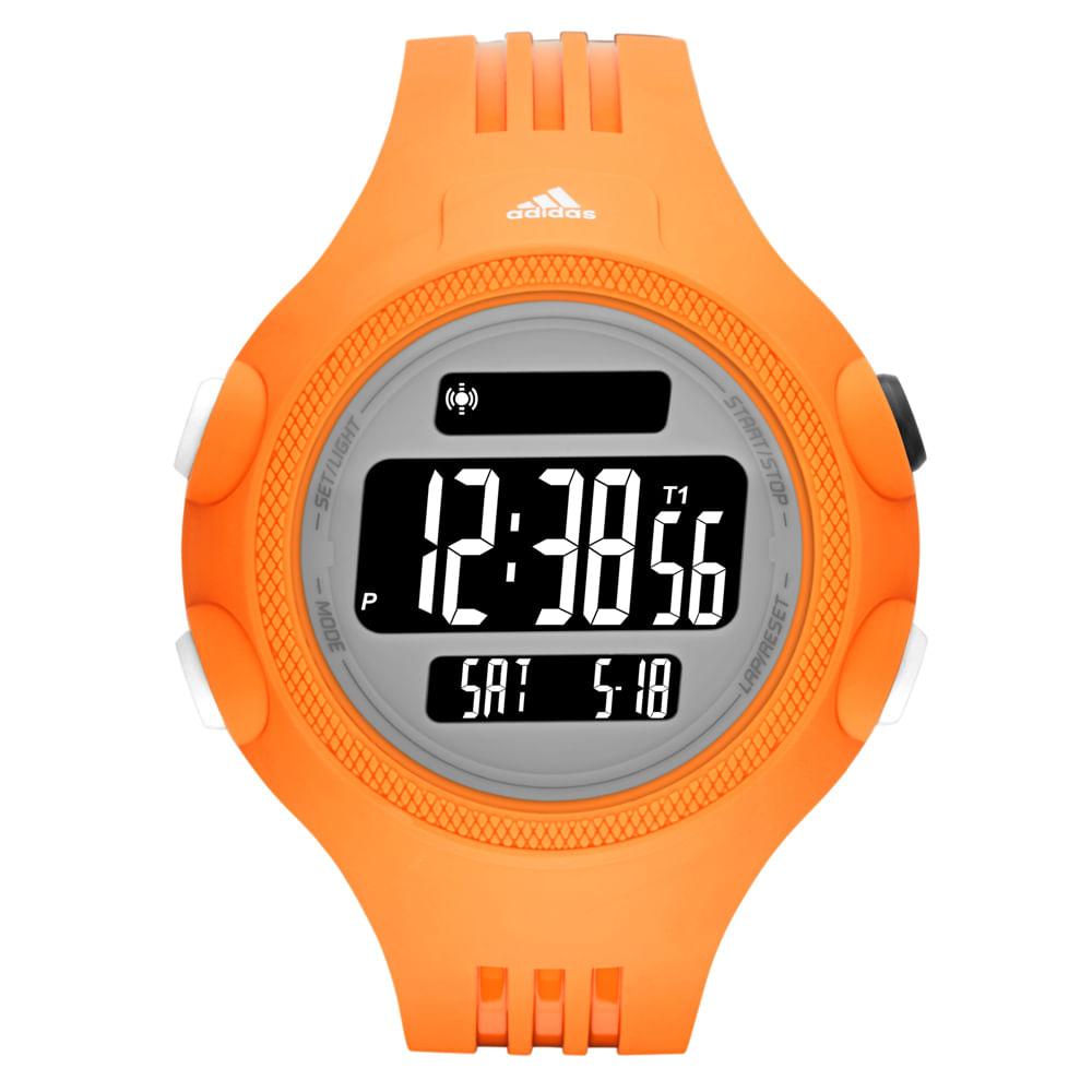 f5ca3721bc7c9 Relógio Adidas Feminino Laranja ADP3133 8LN - timecenter